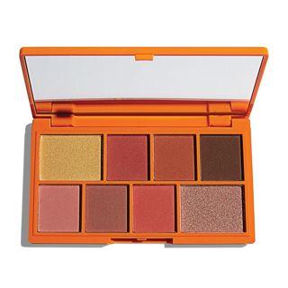 メイクアップレボリューション アイラブレボリューション ミニチョコレート チョコオレンジ 10gの画像