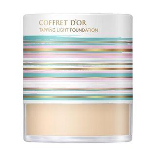 コフレドール タッピングライトファンデーション 02 標準的~健康的な肌の色 数量限定 オークル-C〜オークル-D相当 3.3gの画像