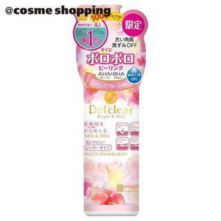 明色 明色化粧品 Meishoku DETクリア ブライト&ピール ピーリングジェリー <スプリングブルームの香り> 180mlの画像