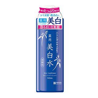 明色 明色化粧品 Meishoku 雪澄 薬用美白水 500mlの画像