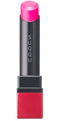 スック SUQQU(スック) クリア ネオン リップスティック (101 潤赤 -URUMIAKA (限定色))の画像