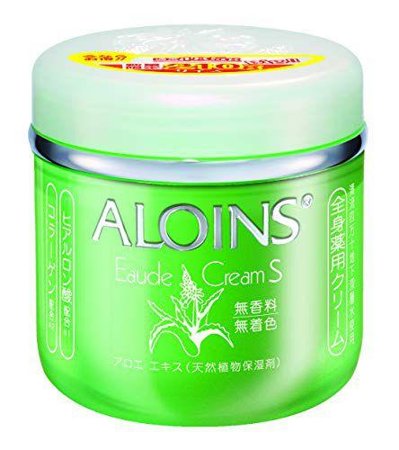 アロインスのアロインス オーデクリームS 無香料 185gに関する画像1