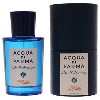 アクアディパルマ アクア デ パルマ ACQUA DI PARMA ブルーメディテラネオ アランチャ ディ カプリ EDT・SP 75ml 香水 フレグランス BLU MEDITERRANEO ARANCIA DI CAPRIの画像