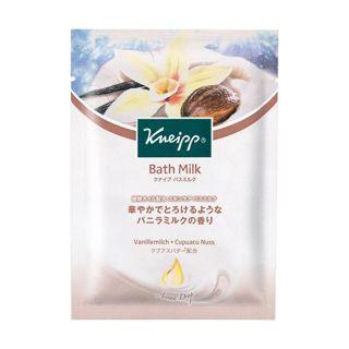 クナイプ クナイプ バスミルク バニラミルクの香り 40mLの画像