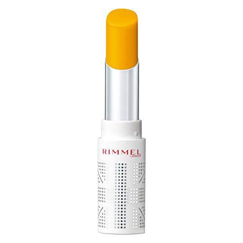 リンメルのラスティングフィニッシュ ティントリップ 009 肌なじみのよいレモンイエロー 3.8gに関する画像1