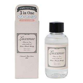 ラックス  LUXENSE EXオイル 本体 100ml オイルなのにべたつきが少なくさらりとした使用感 クラリーチェの香りの画像