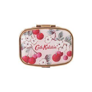 キャス・キッドソン キャス・キッドソン リップバームコンパクト 本体 チェリー 6g 甘いキャンディの香りの画像