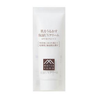 肌をうるおす保湿スキンケア 肌をうるおす 保湿UVクリーム 50g SPF30 PA+++の画像