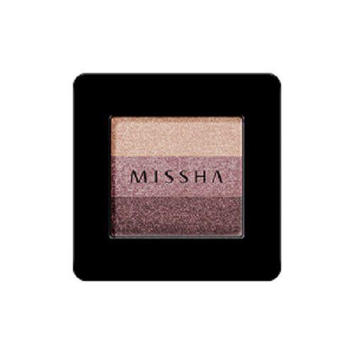 ミシャのミシャ トリプルシャドウ No.1 ブラウニーピンク 2gに関する画像1