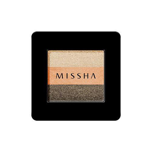 ミシャのミシャ トリプルシャドウ No.2 ハニーオレンジ 2gに関する画像1