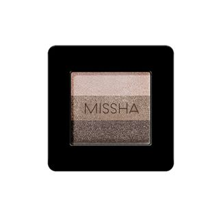 ミシャ ミシャ トリプルシャドウ No.4 チョコレートブラウン 2gの画像