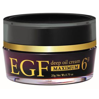 EGF EGF ディープオイルクリーム マキシマム 20gの画像