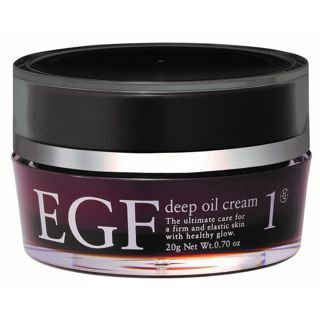 EGF EGF ディープオイルクリーム 20gの画像