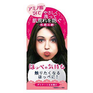 ペリカン石鹸 ペリカン石鹸 MAMA CHAPO ほっぺの気持ち 本体 75g アロマティックフラワーの香りの画像