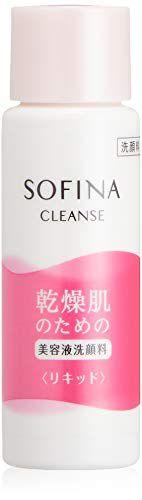 ソフィーナ ソフィーナ SOFINA 【トライアルサイズ】乾燥肌のための美容液洗顔料<リキッド> ほのかな花優甘(はなゆうか)の香りの画像