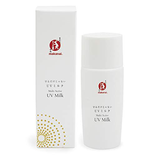 まかないこすめのまかないこすめ Makanai Cosmetics  守るだけじゃない UVミルク SPF50+ PA++++ 50ml 乳香の香りに関する画像1