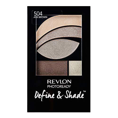 レブロン REVLON フォトレディ ディファイン & シェード 本体 504 アッシュ ブラウン 2.8gのバリエーション1