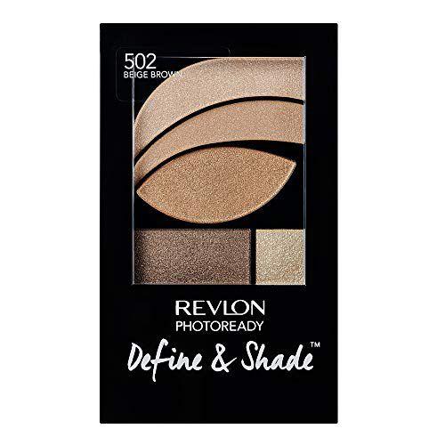 レブロン REVLON フォトレディ ディファイン & シェード 本体 502 ベージュ ブラウン 2.8gのバリエーション2