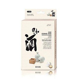 null 美友 美友うるうるエッセンスマスク SK(日本酒) 6枚の画像