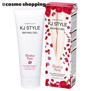 KJ STYLE ケージェースタイル KJ STYLE BIKYAKU GEL Roselia  NOTE 本体 200g 華やぐローズの香りの画像