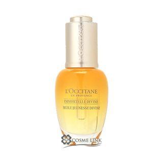 ロクシタン ロクシタン L OCCITANE イモーテル ディヴァインインテンシヴオイル 30ml 化粧品 コスメ IMMORTELLE DIVINE YOUTH OILの画像