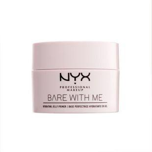 NYX NYX Professional Makeup(ニックス) ベアウィズミー ハイドレイティングジェリープライマー 01トランスルーセント 40g の画像 0