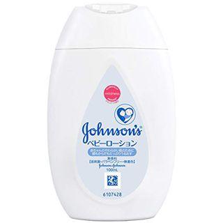 ジョンソンベビー ジョンソンベビー Johnson's baby ジョンソン ベビーローション 100ml 無香料の画像