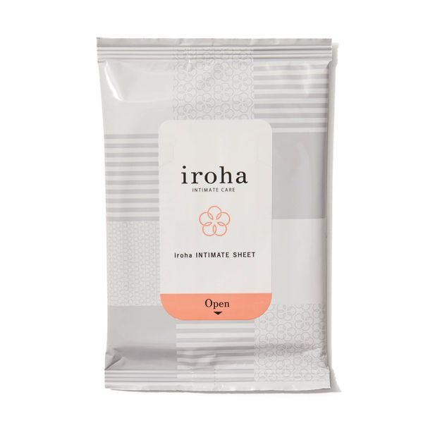 irohaのインティメートシート 10枚入りに関する画像1