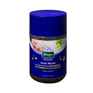 クナイプ クナイプ グーテナハト バスソルト ホップ&バレリアンの香り 850g の画像 0