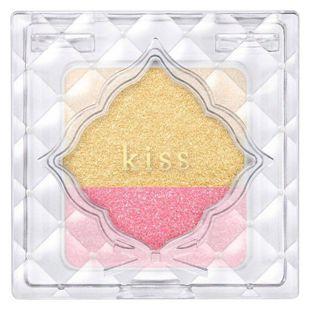 キス デュアルアイズS 14  Tropic Pink 1.8g の画像 0