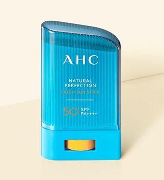 AHC AHC Natural perfection fresh sun  22g SPF50+ PA++++の画像