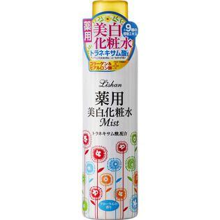 リシャン LSC リシャン 薬用美白化粧水ミスト フローラルの香り 200G(医薬部外品)の画像