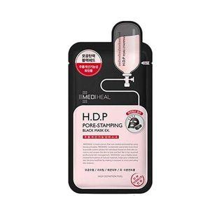メディヒール H.D.P ポア スタンピング ブラック マスク EX 25ml の画像 0