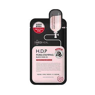 メディヒール H.D.P ポア スタンピング ブラック マスク EX 25mlの画像