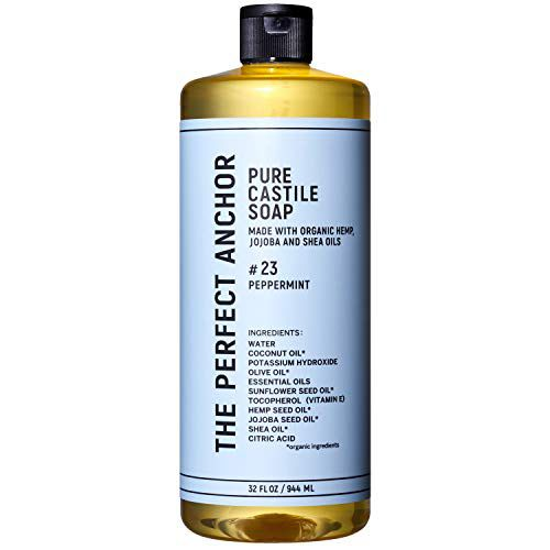 THE PERFECT ANCHORのTHE PERFECT ANCHOR (ザ・パーフェクトアンカー) ザ・パーフェクトアンカー ペパーミント #23 944ml ペパーミントの香りに関する画像1