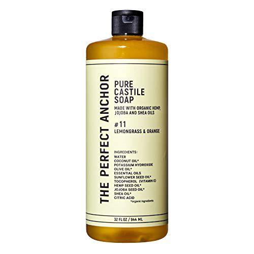 THE PERFECT ANCHORのTHE PERFECT ANCHOR (ザ・パーフェクトアンカー) ザ・パーフェクトアンカー レモングラス&オレンジ #11 944ml レモングラス&オレンジの香りに関する画像1