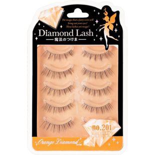ダイアモンドラッシュ ダイヤモンドラッシュ オレンジダイヤモンドシリーズ no.201 の画像 0