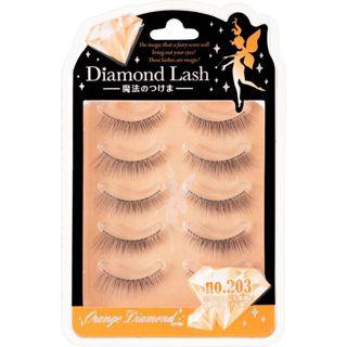 ダイアモンドラッシュ ダイヤモンドラッシュ オレンジダイヤモンドシリーズ no.203の画像
