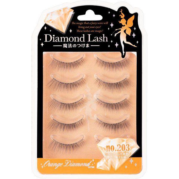ダイアモンドラッシュのダイヤモンドラッシュ オレンジダイヤモンドシリーズ no.203に関する画像1