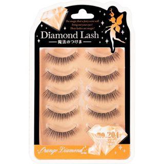 ダイアモンドラッシュ ダイヤモンドラッシュ オレンジダイヤモンドシリーズ no.204の画像