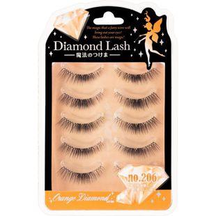 ダイアモンドラッシュ ダイヤモンドラッシュ オレンジダイヤモンドシリーズ no.206 の画像 0