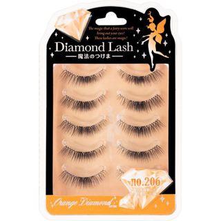 ダイアモンドラッシュ ダイヤモンドラッシュ オレンジダイヤモンドシリーズ no.206の画像