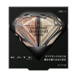ケイト クラッシュダイヤモンドアイズ OR-1 2.2gの画像