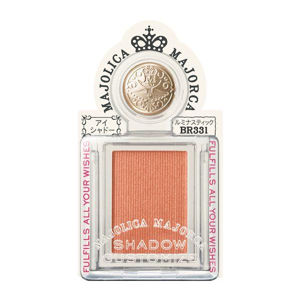 マジョリカ マジョルカのシャドーカスタマイズ BR331 シナモン 1gに関する画像1
