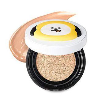 VT cosmetics BT21 × VT Cosmetic リアルウェア フィクシング クッション  23 ベージュ SPF50+ PA+++の画像
