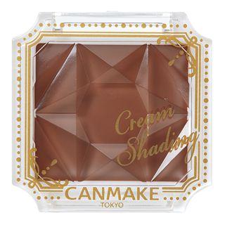 キャンメイク クリームシェーディング 01 ショコラブラウン 数量限定 2.4gの画像
