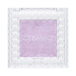 セザンヌ シングルカラーアイシャドウ 05 ピュアラベンダー 1gの画像