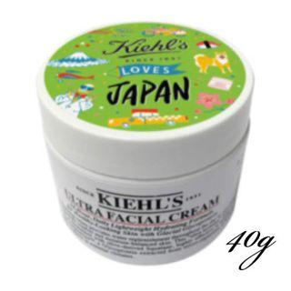 キールズ KIEHL'S SINCE 1851(キールズ) Kiehl's キールズ クリーム UFC KIEHL'S LOVES JAPAN限定 エディション 49gの画像