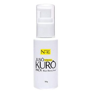 null JUSO JUSO STRONG KURO PACK 50gの画像