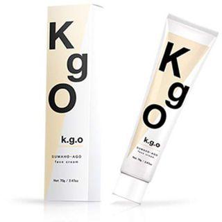 サンリッシュ K.G.O(ケージーオー) K.g.O スマホあご フェイスクリーム 70gの画像